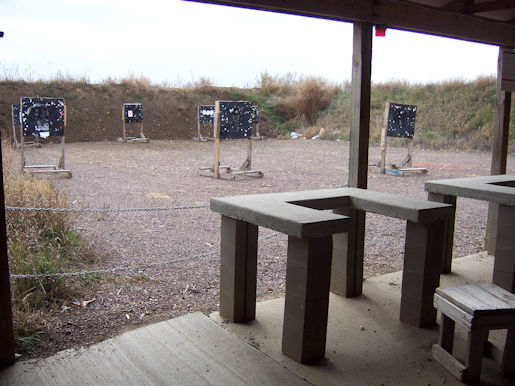 Garretson Sportsmens Club - Rifle Range