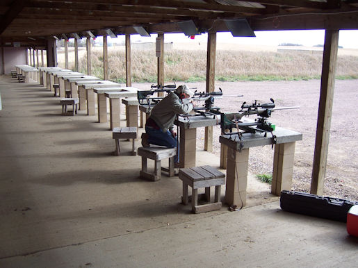 Garretson Sportsmens Club - Rifle Range